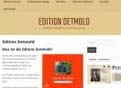 Edition Detmold